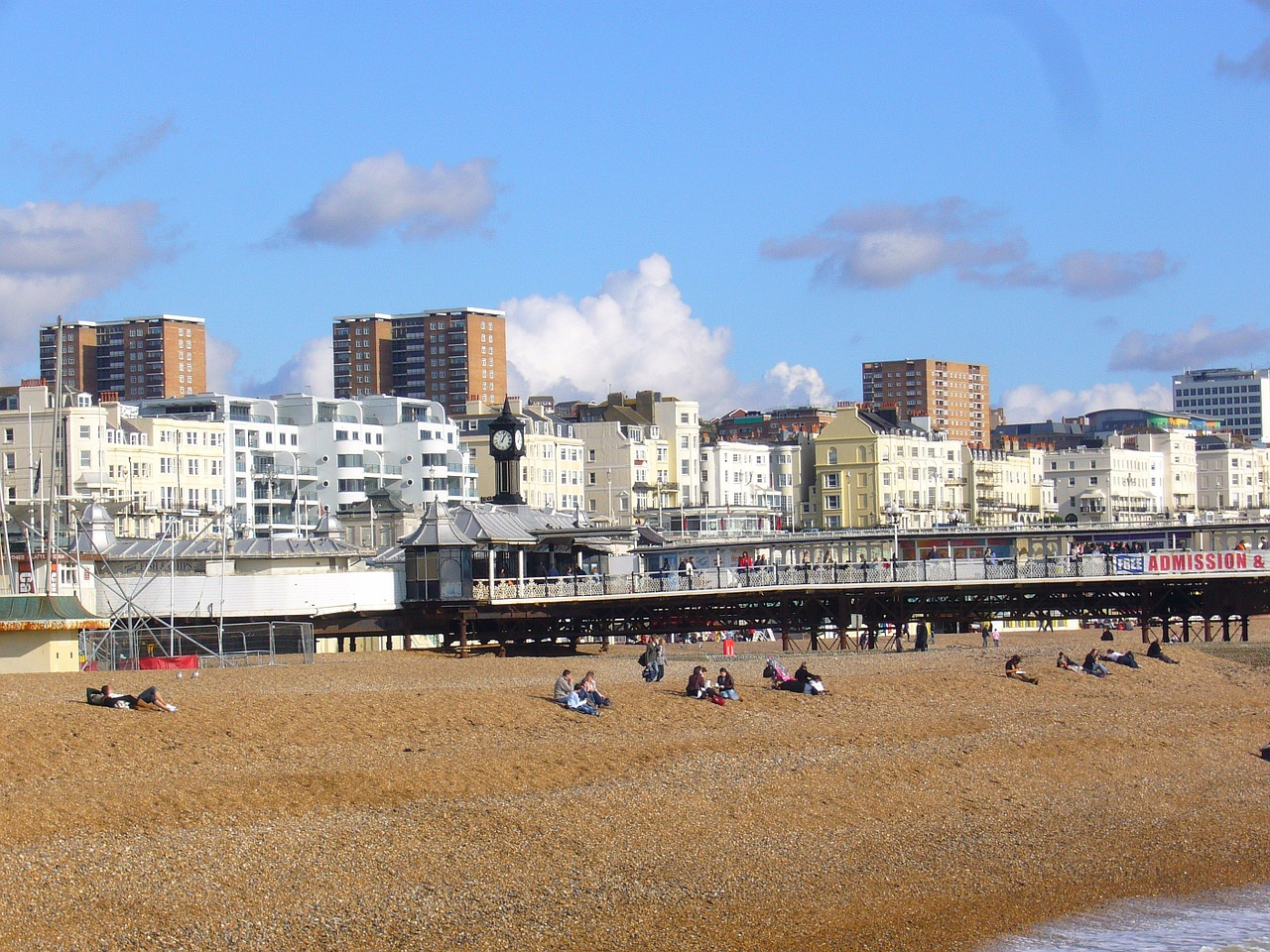 brighton united kingdom east sussex free photo