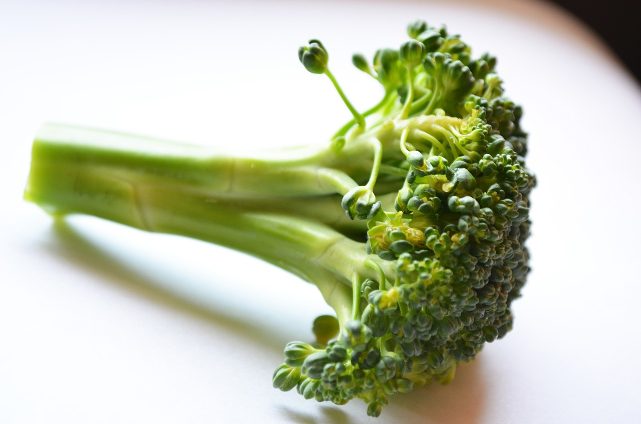 broccoli vegetables healthy free photo