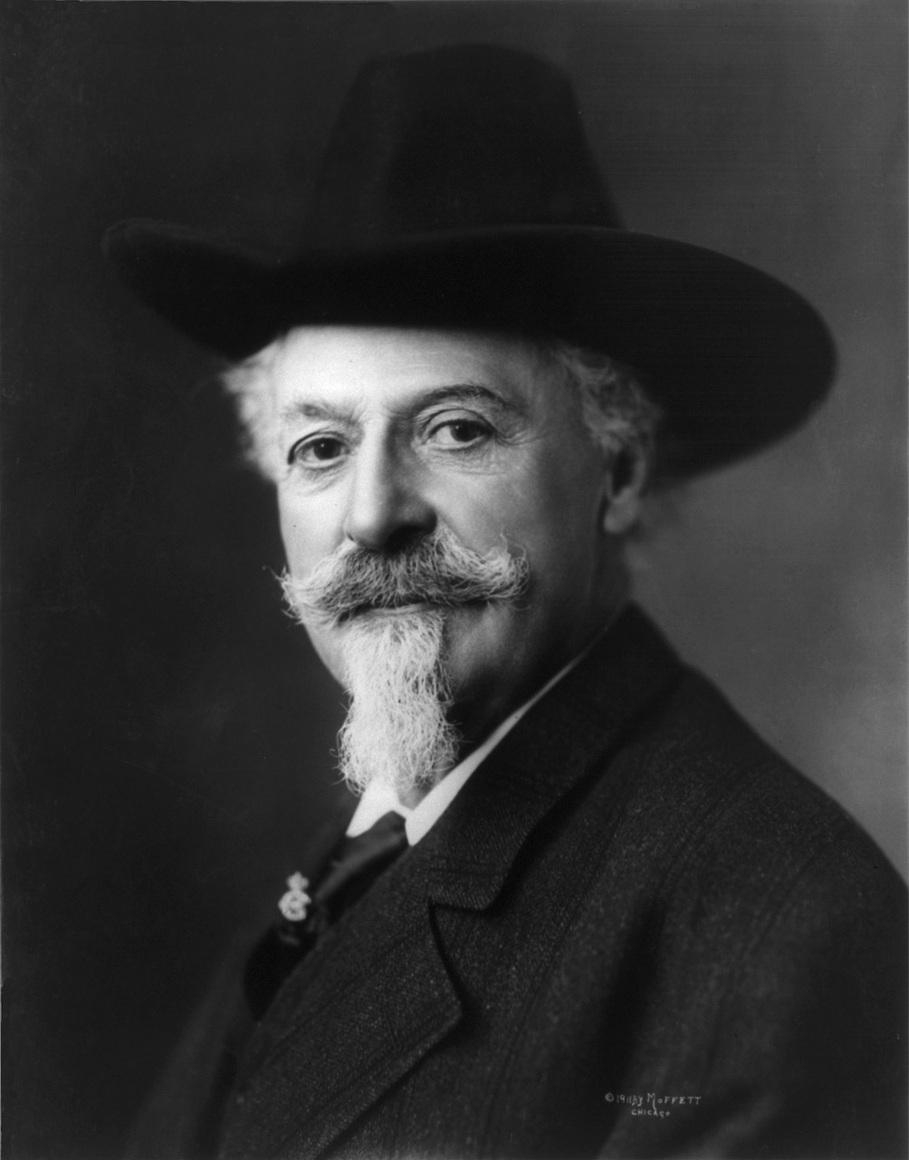 buffalo bill man 1911 free photo