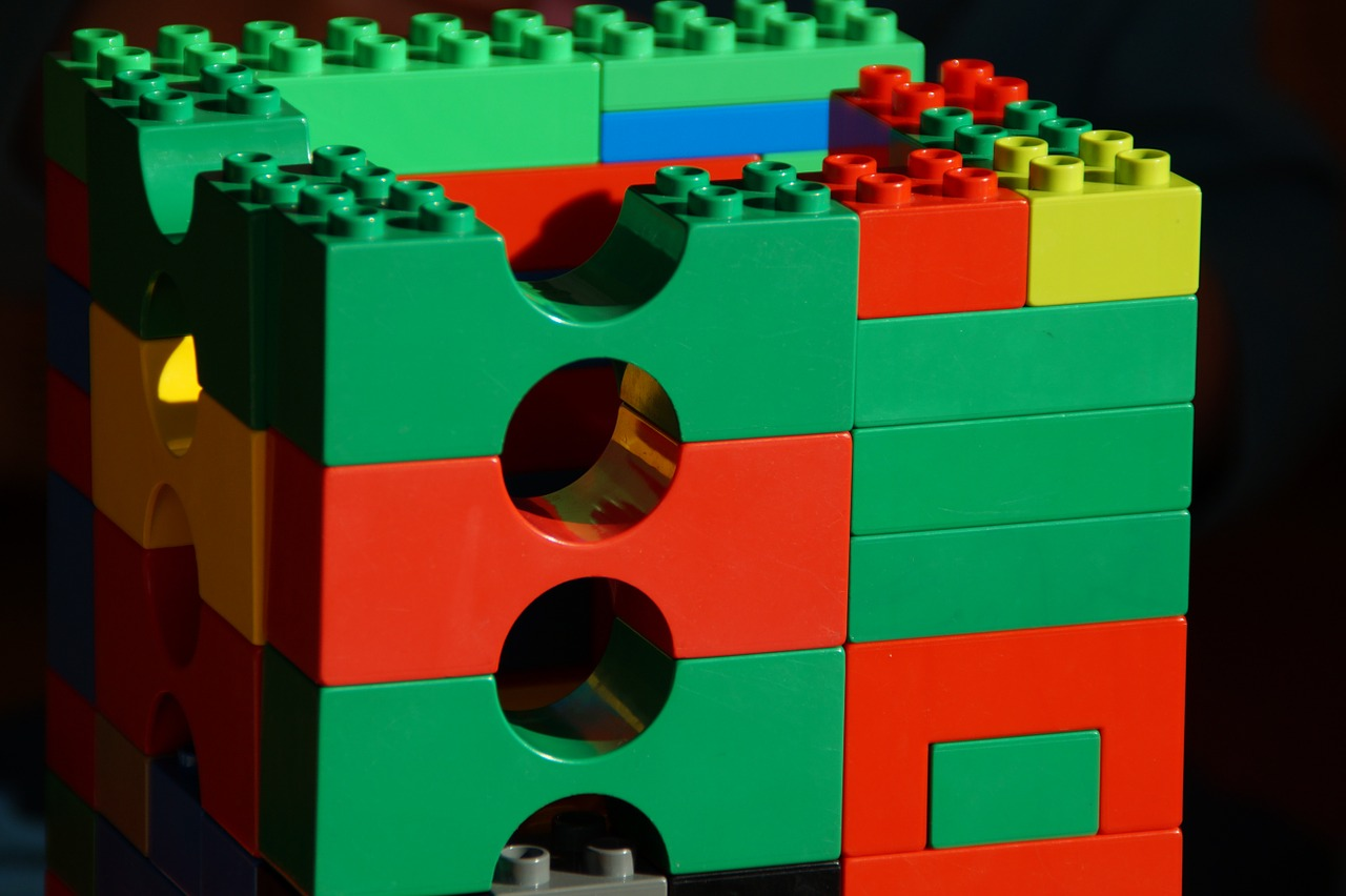 building toys lego duplo free photo