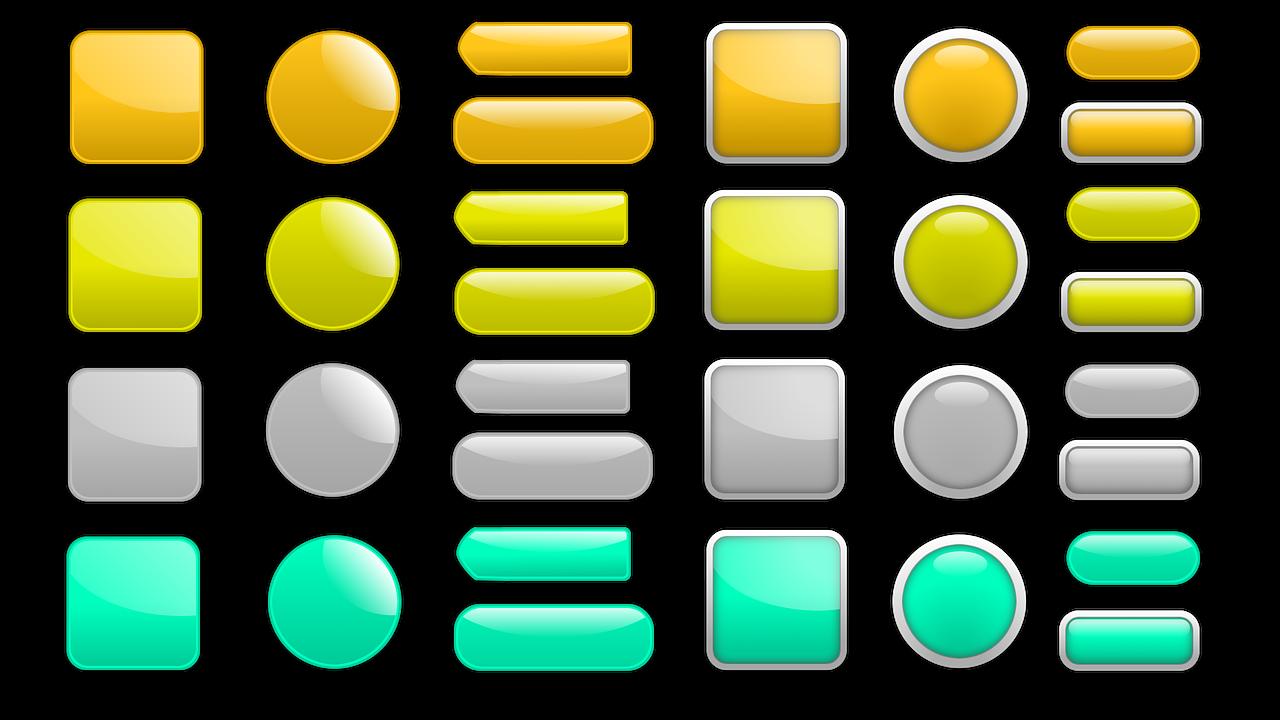 Бесплатные создание кнопки для сайта создание мобильной версии сайта wix