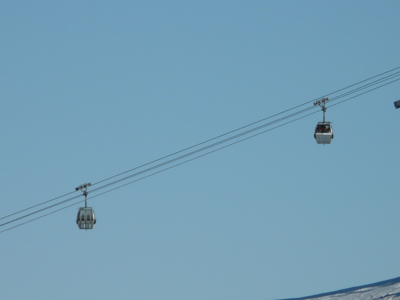 cable car gondola lift free photo