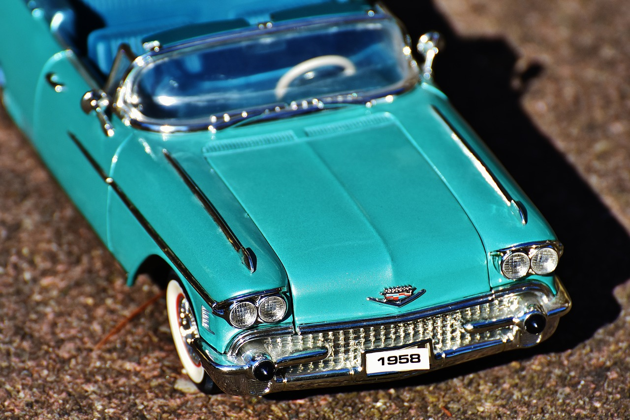cadillac 1958 model car free photo