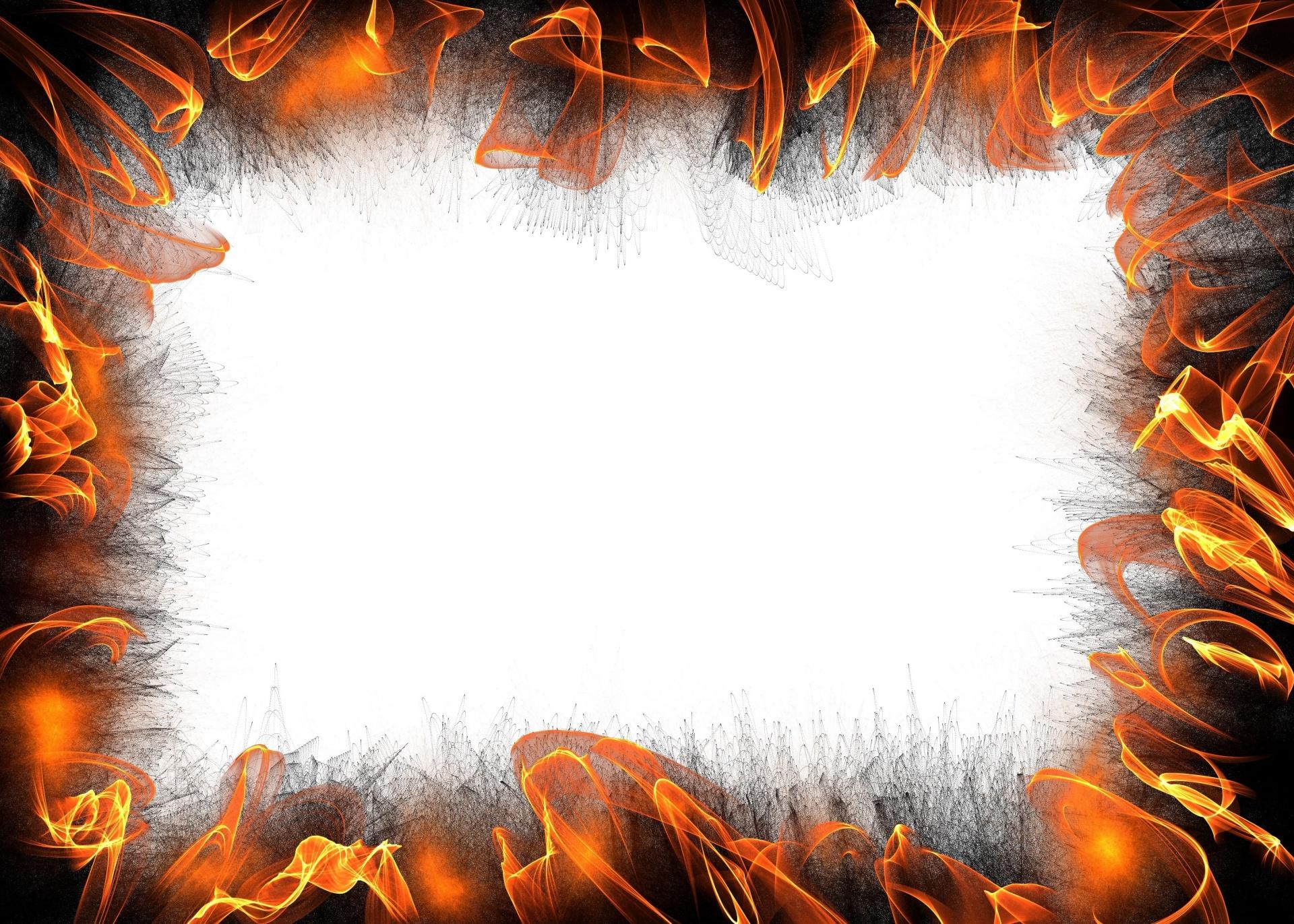 картинки огненных рамок культура