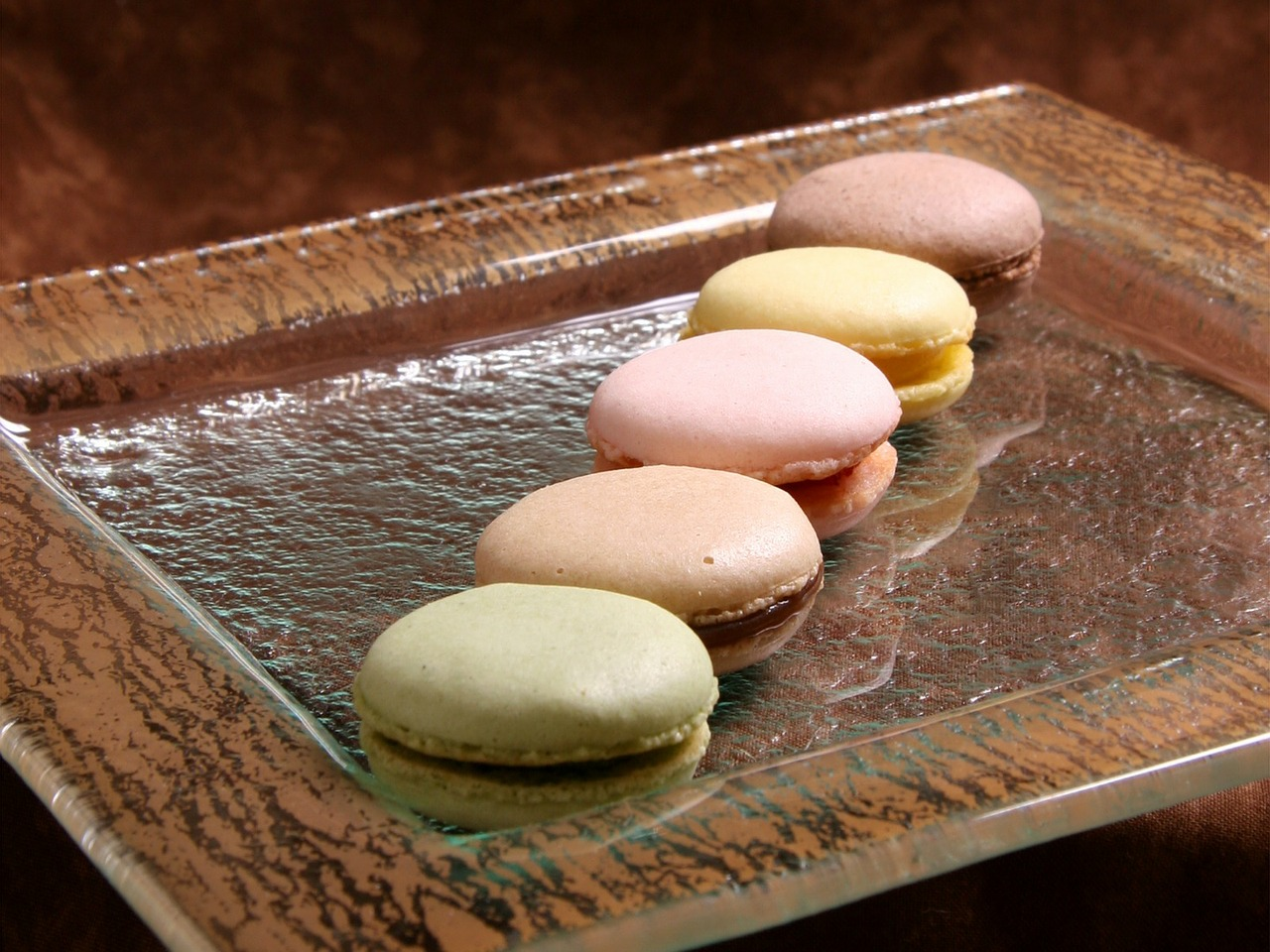 cake macaroons france confectionery free photo