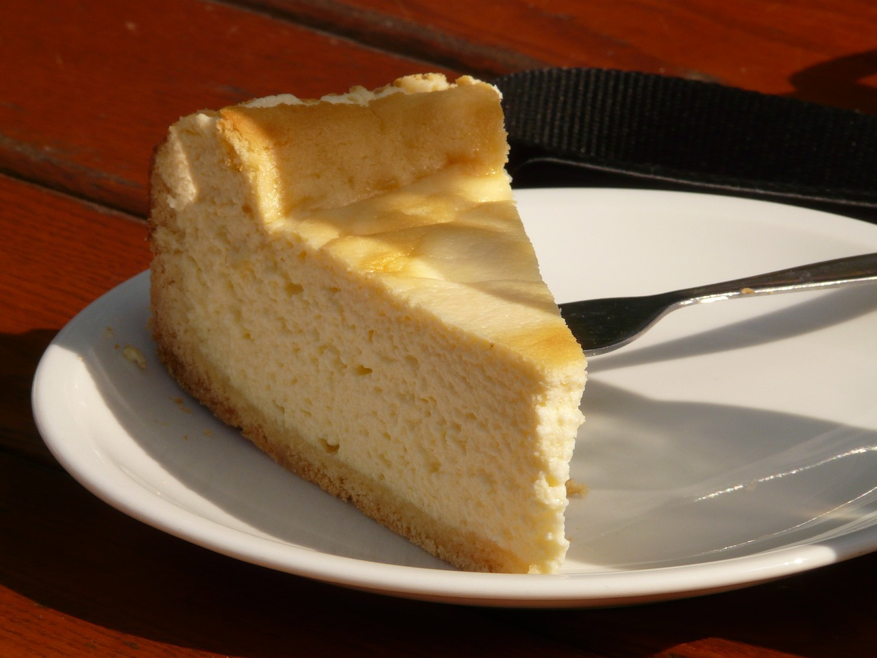 cake cheesecake eat free picture