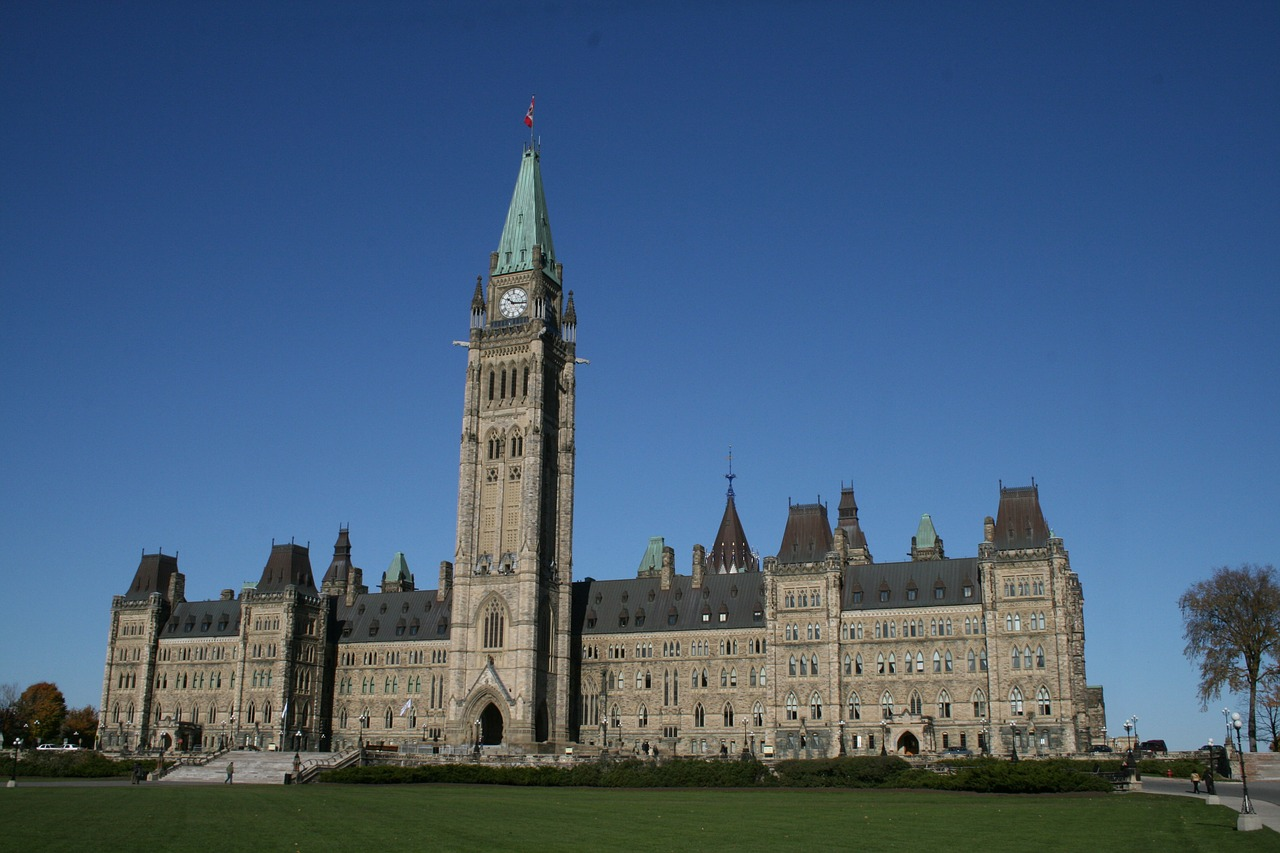 canada ottawa parliament free photo