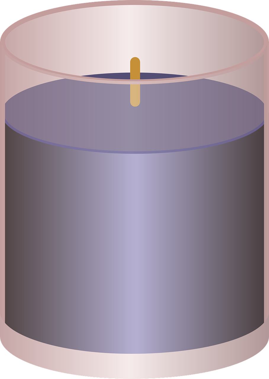 candle unlit aromatherapy free photo
