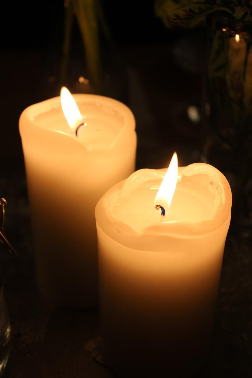 candlelightflamechristmaslightingdarkwax candlenight