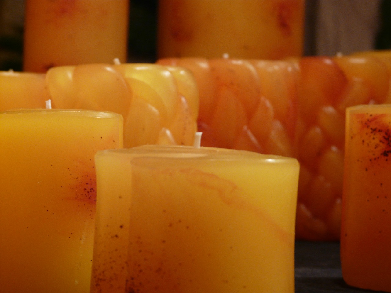 candles candle wax sale free photo