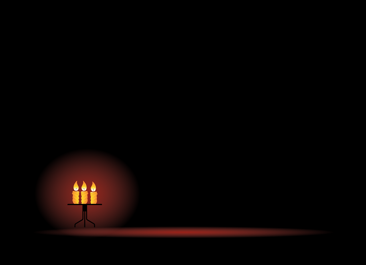 candles lighting background free photo