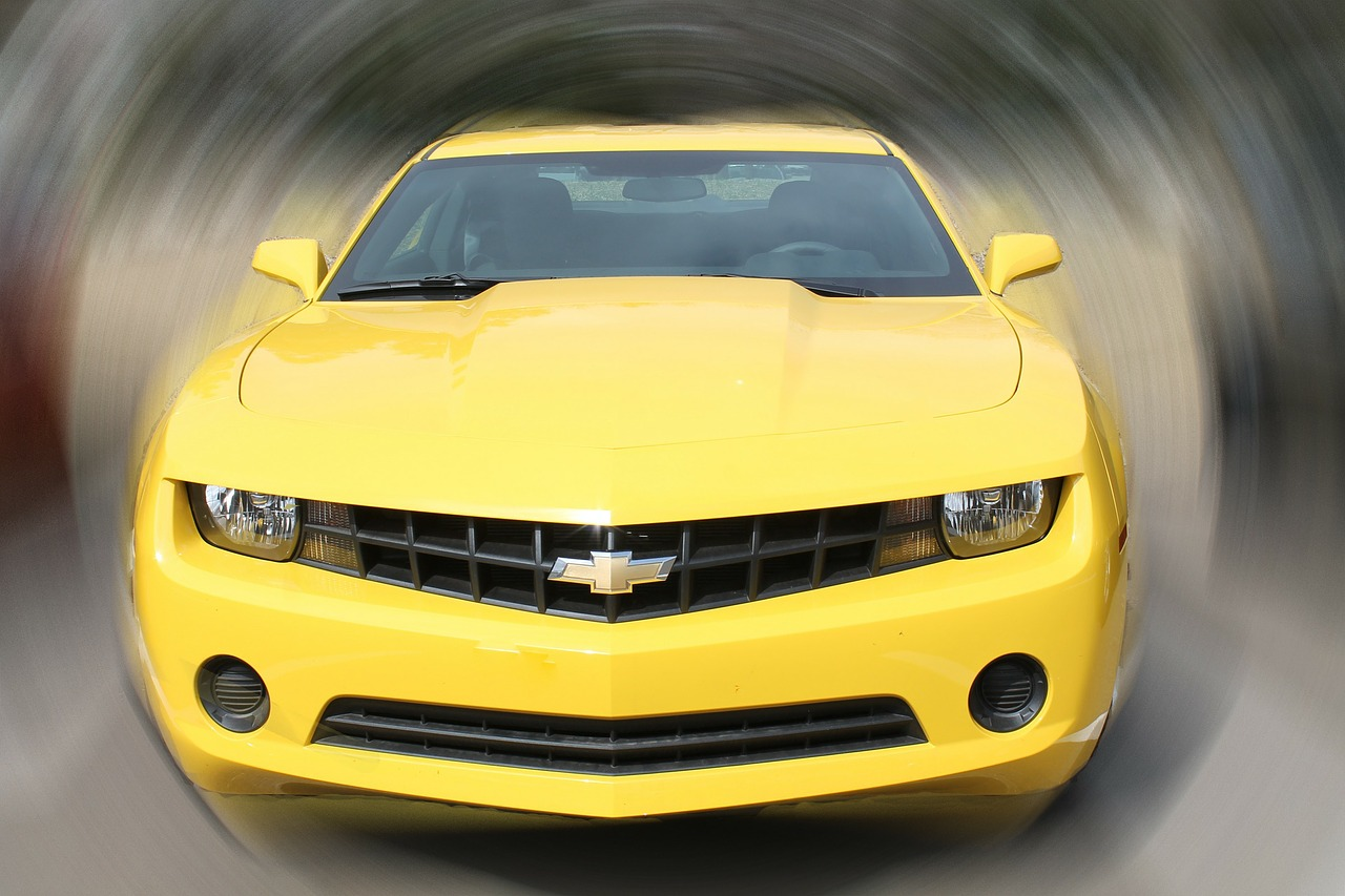 car camero vehicle free photo