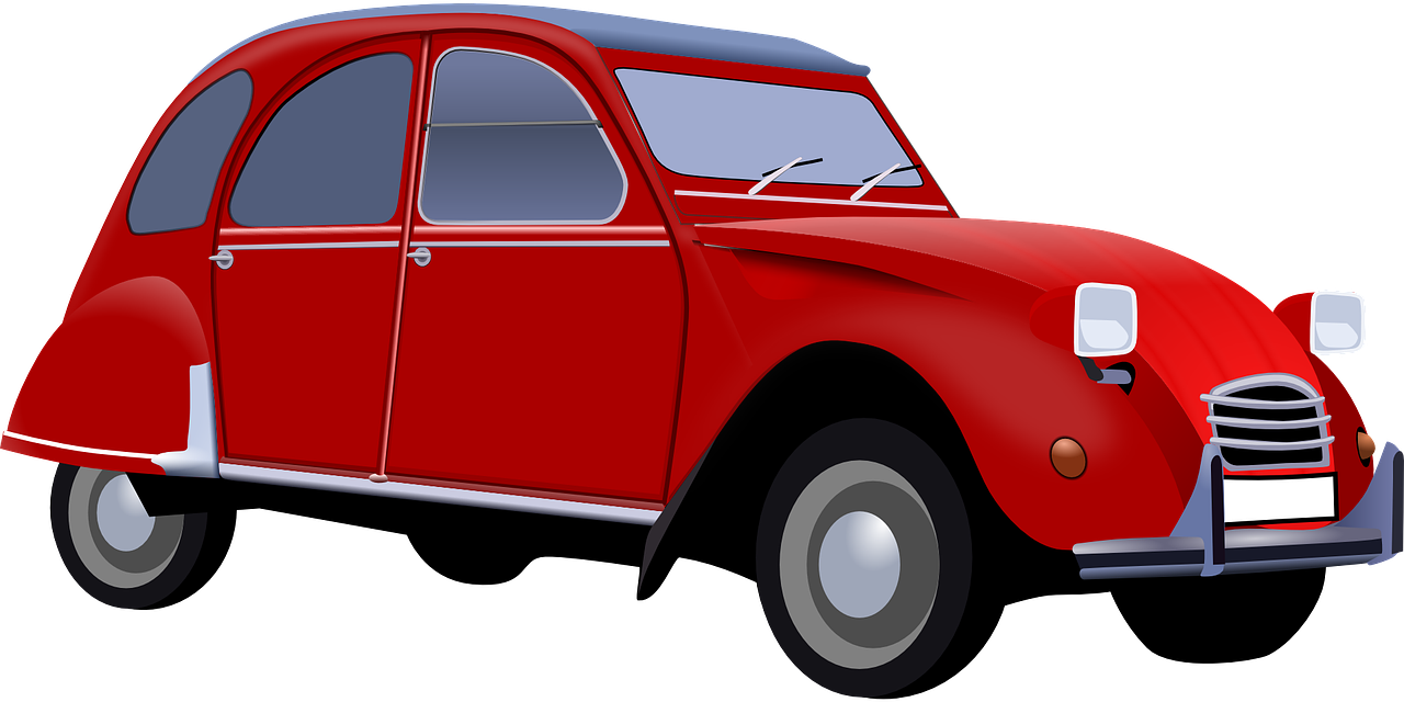 car,vintage,red,old,automobile,vehicle,auto,antique,transport,free vector graphics,free pictures, free photos, free images, royalty free, free illustrations