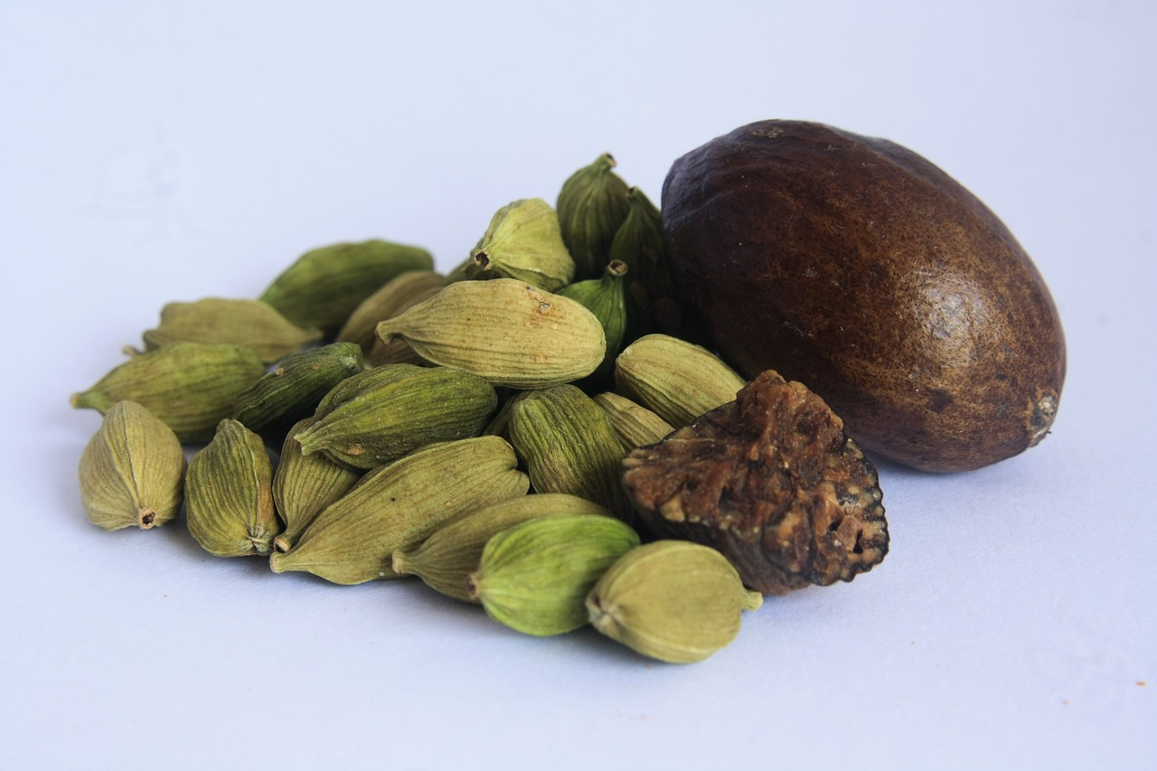 cardamom spices food free picture