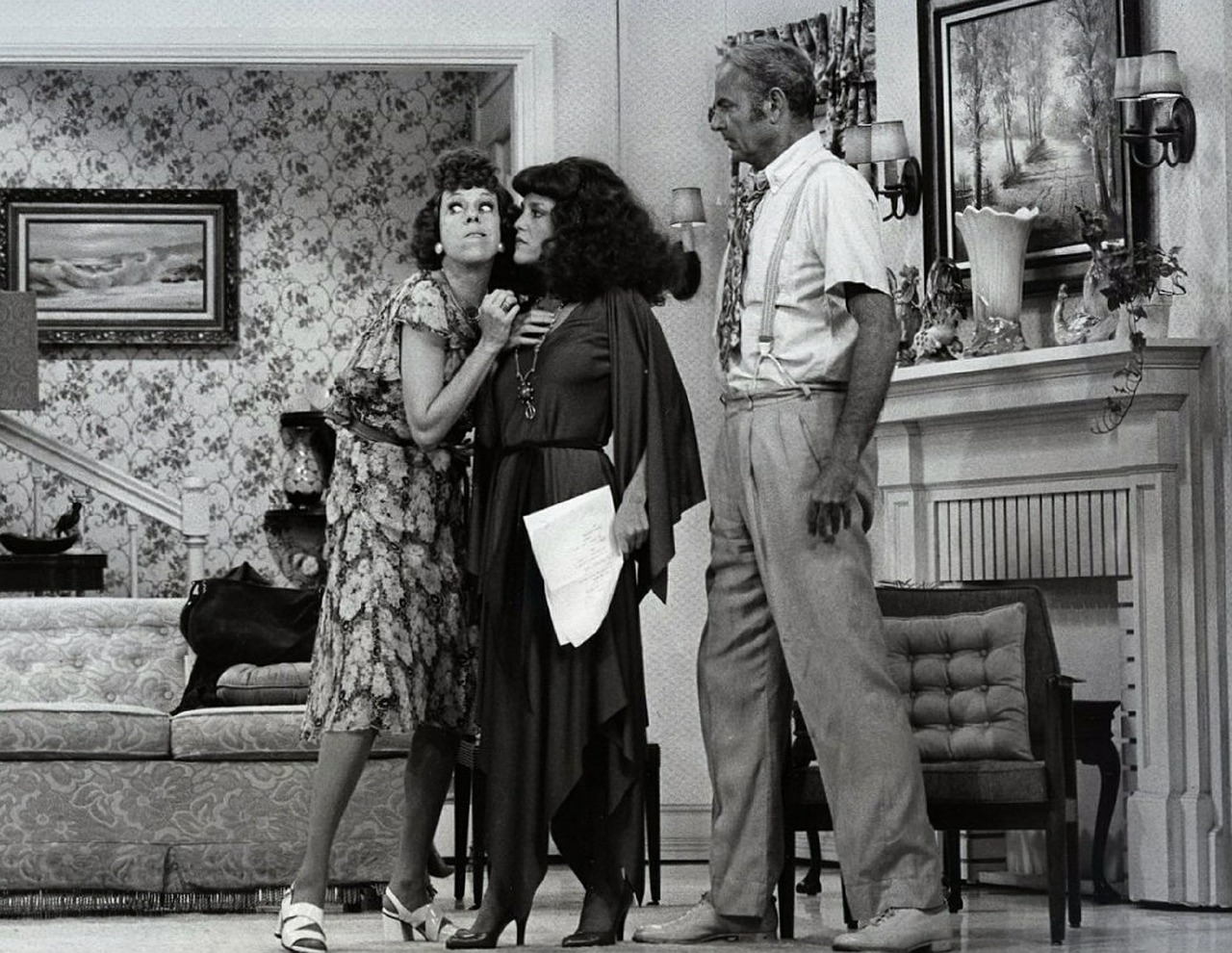 carol burnett,madeline kahn,harvey korman,actress,actor,television,sketch comedy,variety,carol burnett show,hollywood,cinema,motion pictures,movies,classic,retro,icons,voice artist,singer,awards,free pictures, free photos, free images, royalty free, free illustrations