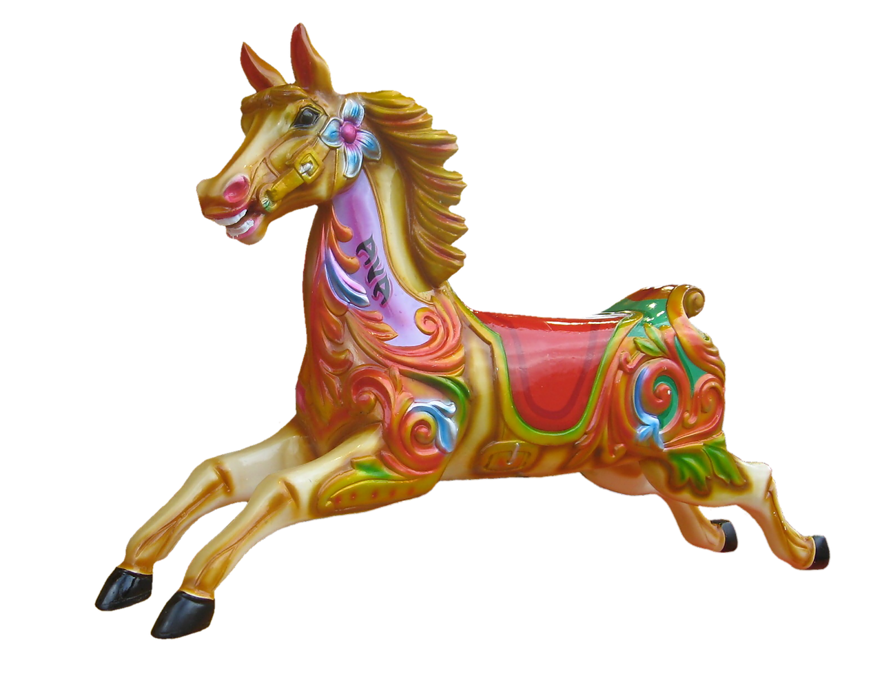 carousel horse,carousel,horse,ride,turn,year market,oktoberfest,folk festival,nostalgic,fun,children,colorful,isolated,cut out,free pictures, free photos, free images, royalty free, free illustrations