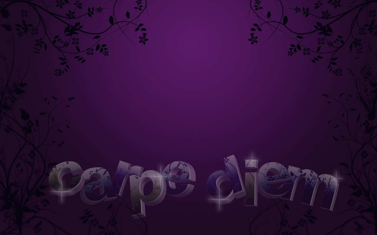 carpe diem wallpaper free picture