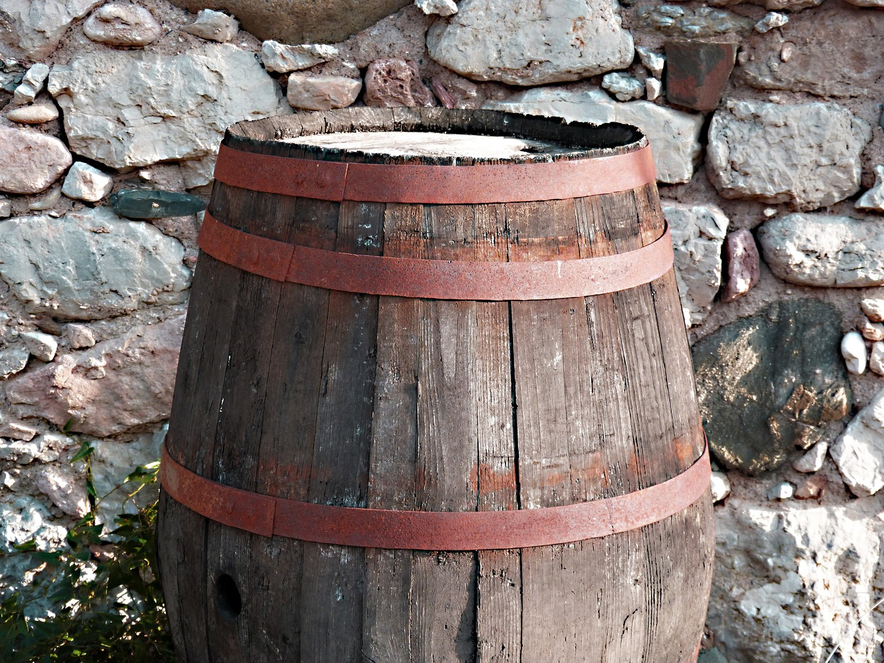 cask wine old free photo