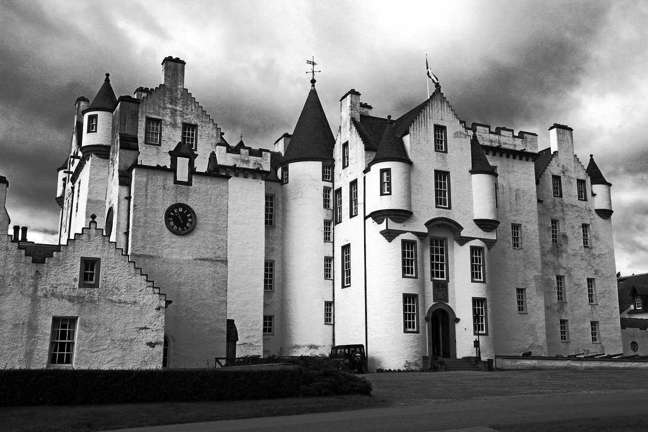 castle scotland highlands and islands free photo