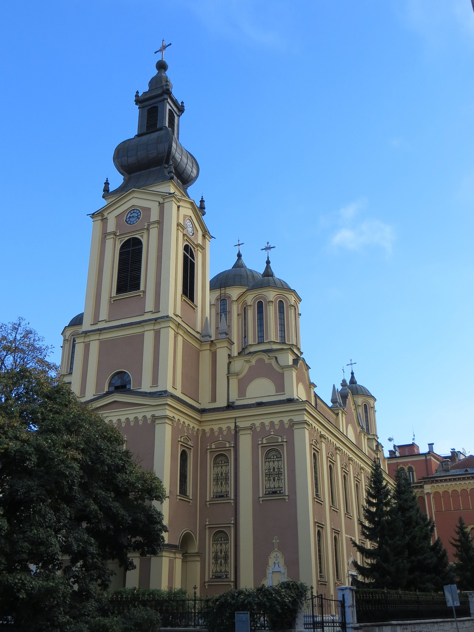 cathedral church nativity of the theotokos free photo