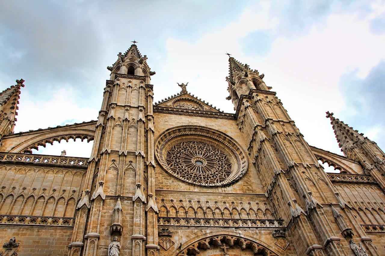 Cathedral,palma de mallorca,architecture,city,spain - free image ...