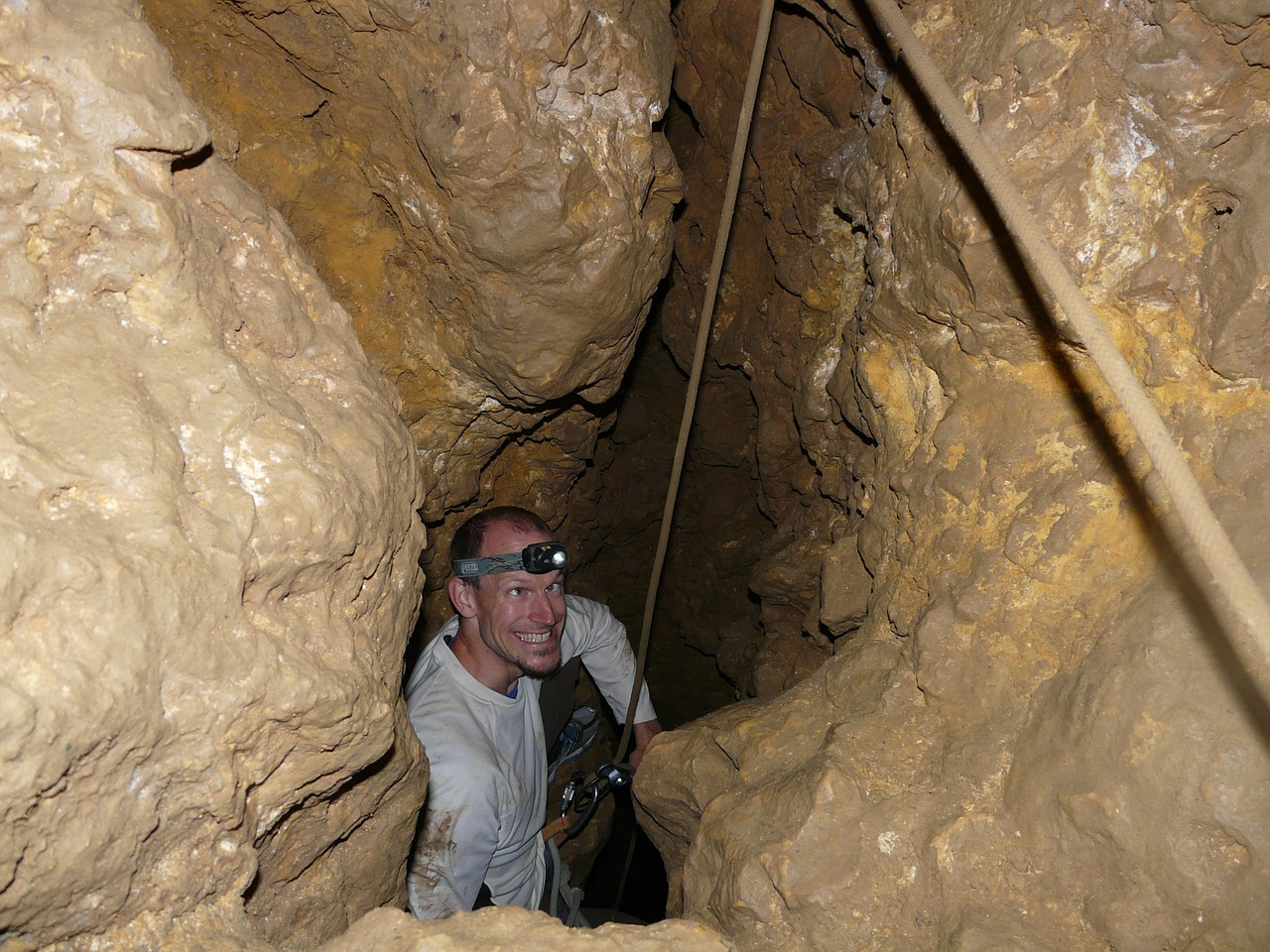 cave cave tour neanderthals free photo
