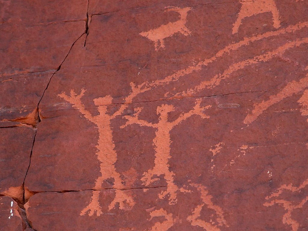 cave paintings mural usa free photo