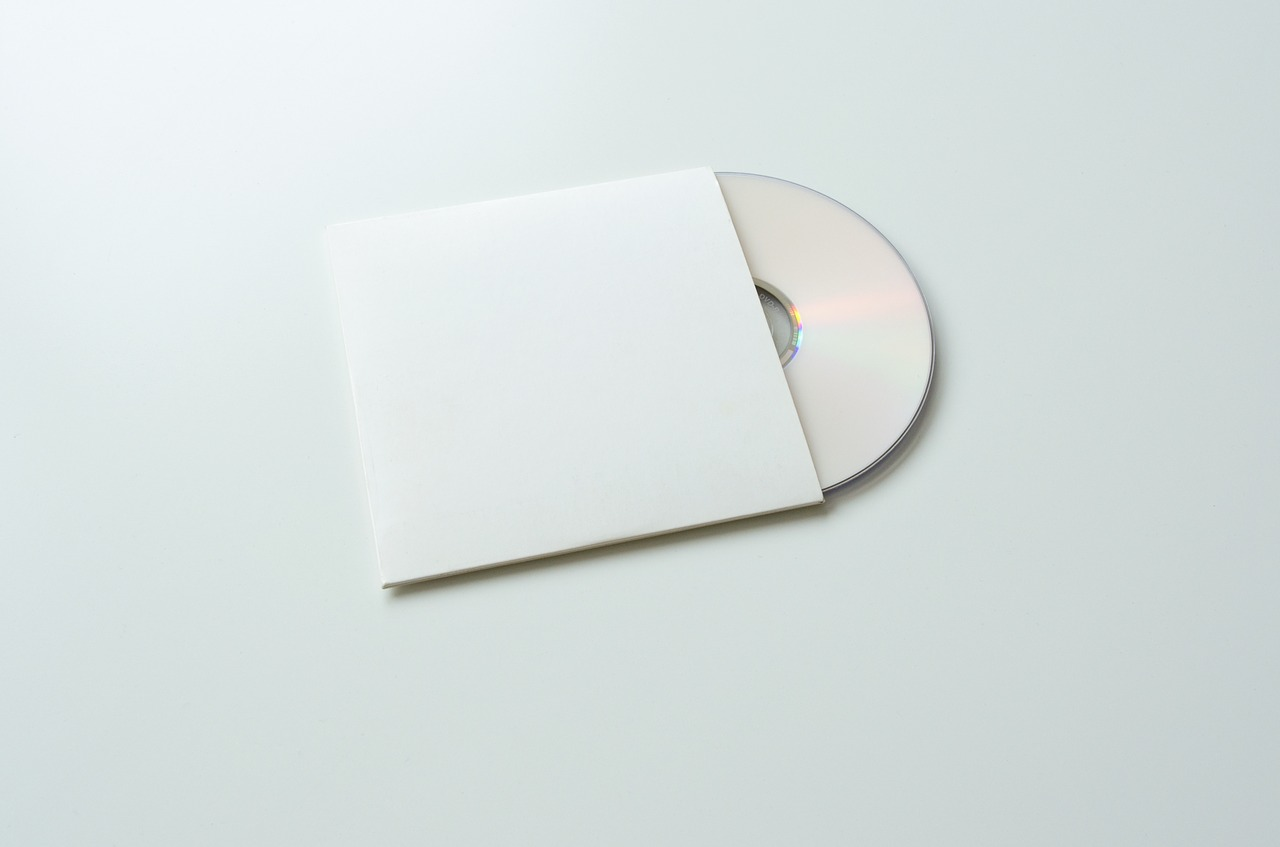 cd-rom optical memory device business free photo