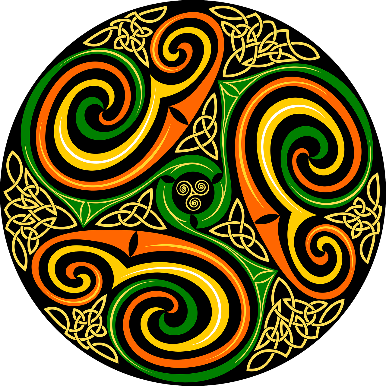 celtic celts circle free photo
