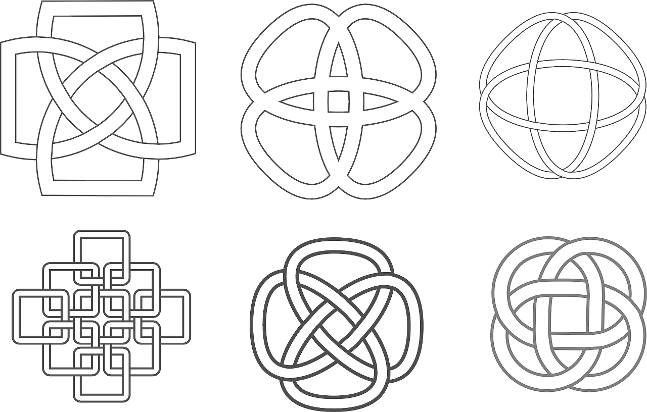 celtic knots designs free photo