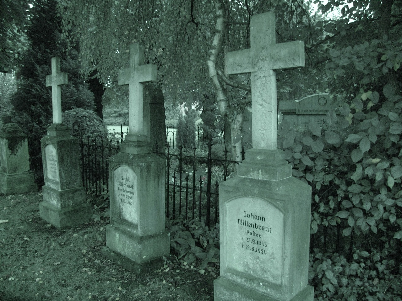 cemetery graves dead free photo