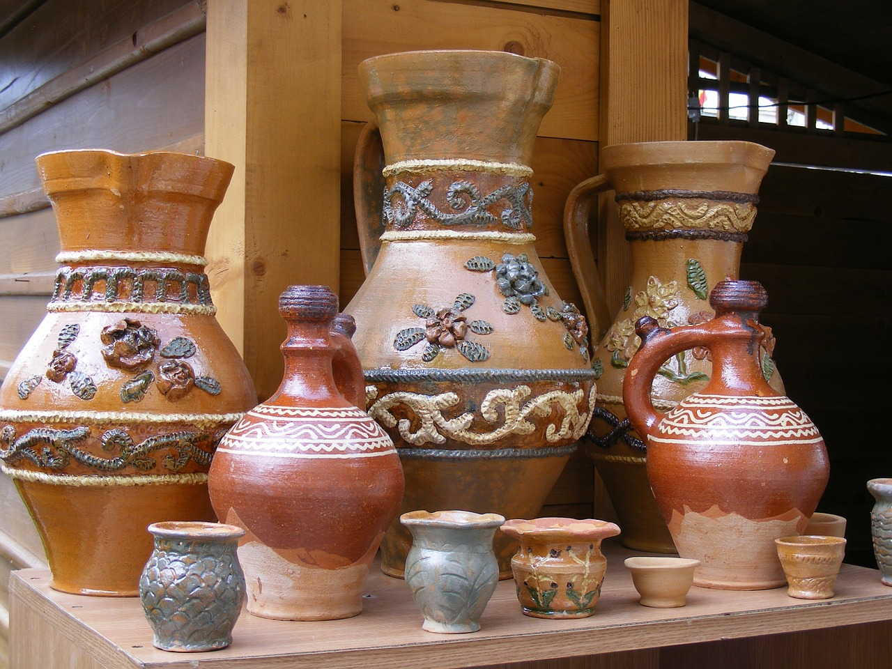 ceramic clay craftsmen free photo