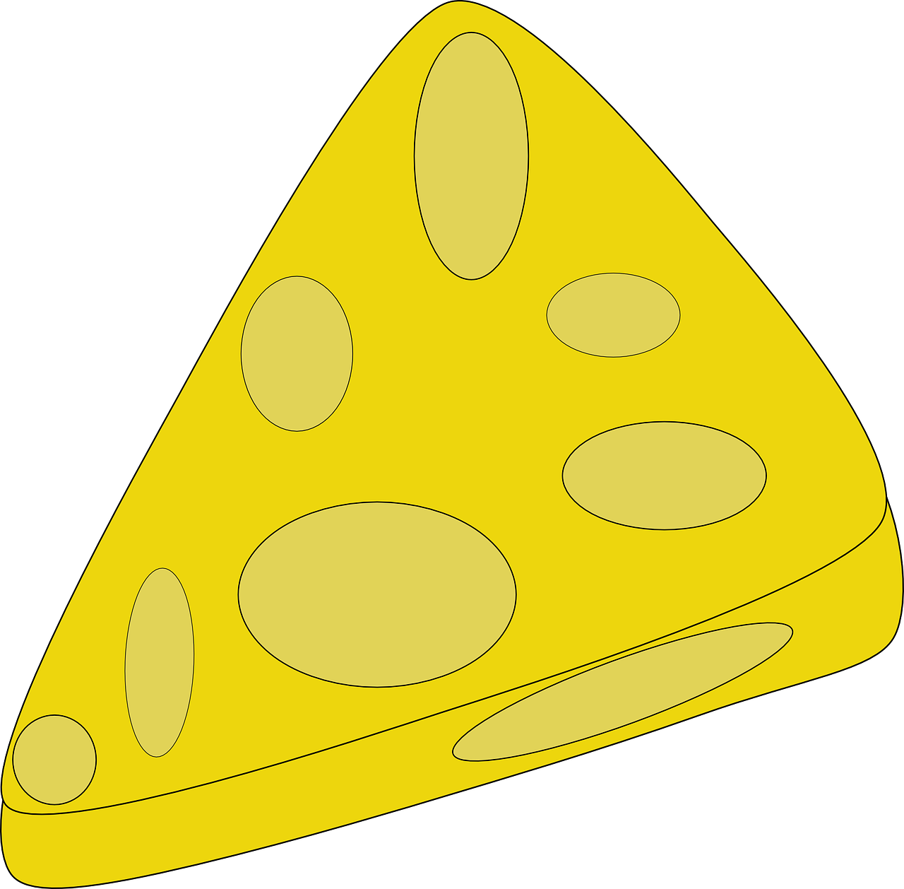 cheese slice emmental free photo