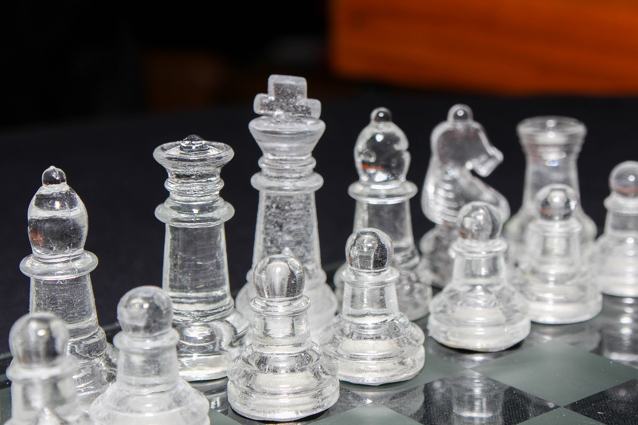 chess pawn game free photo