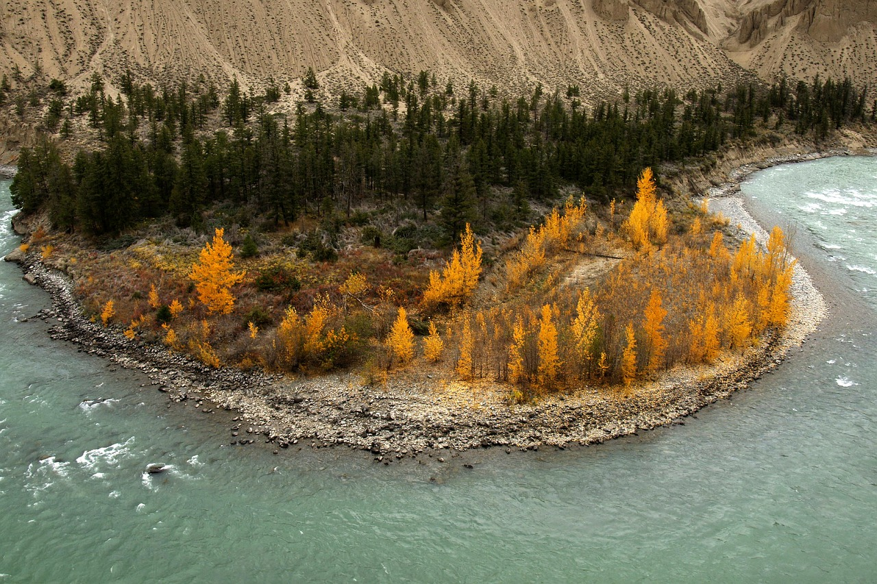 chilcotin river british columbia canada free photo