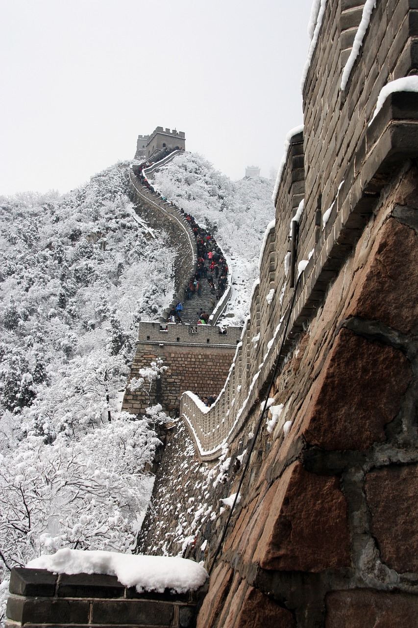 china wall weltwunder free photo