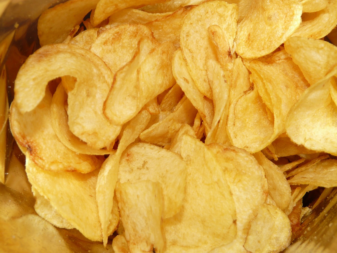 chips potato chips food free photo