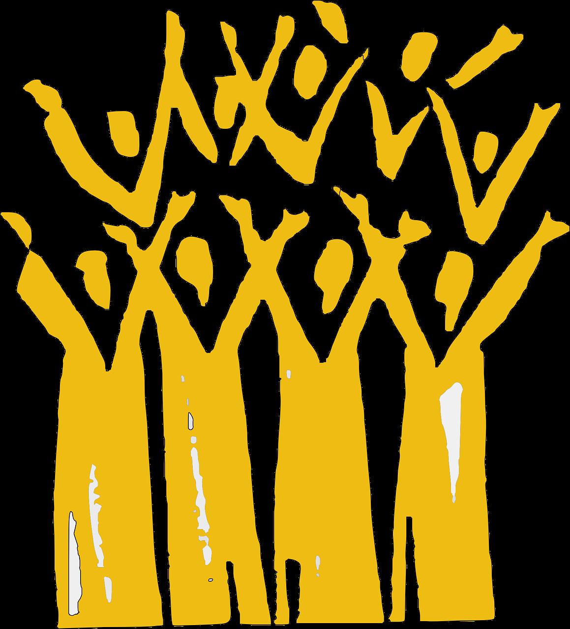 Choir,sing,alto,cappella,praise - free image from needpix.com