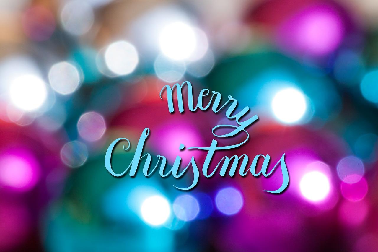 Christbaumkugeln Magenta.Kalėdos Christbaumkugeln Kalėdų Papuošalai Neryškus Bokeh