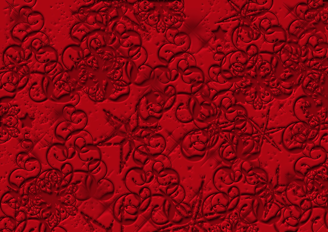 christmas background red free photo