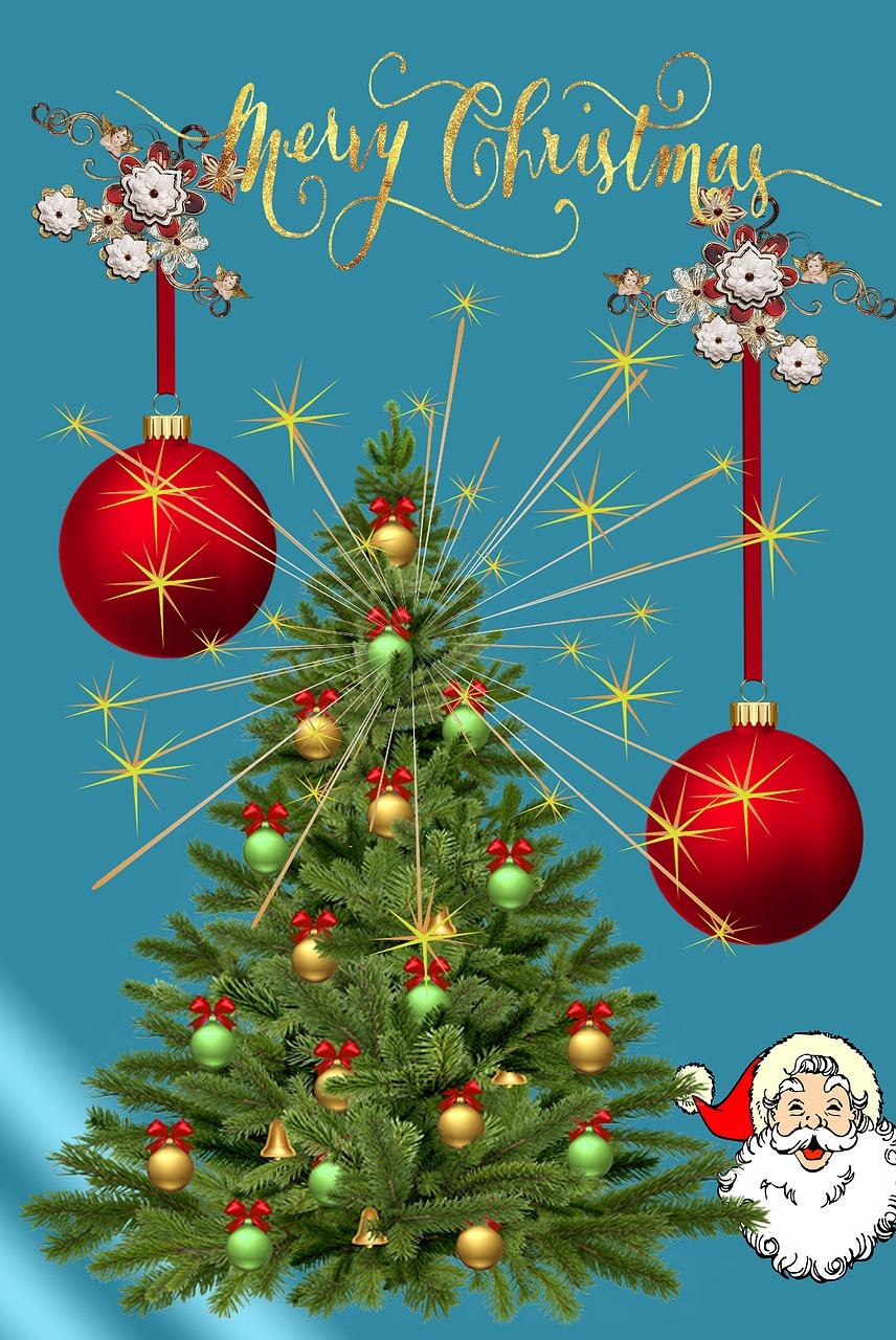 Christmaschristmas Cardcelebrationchristmas Treechristmas Cards
