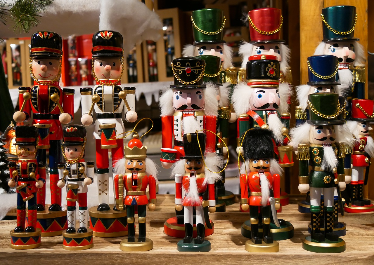 christmas christmas picture nutcracker free photo