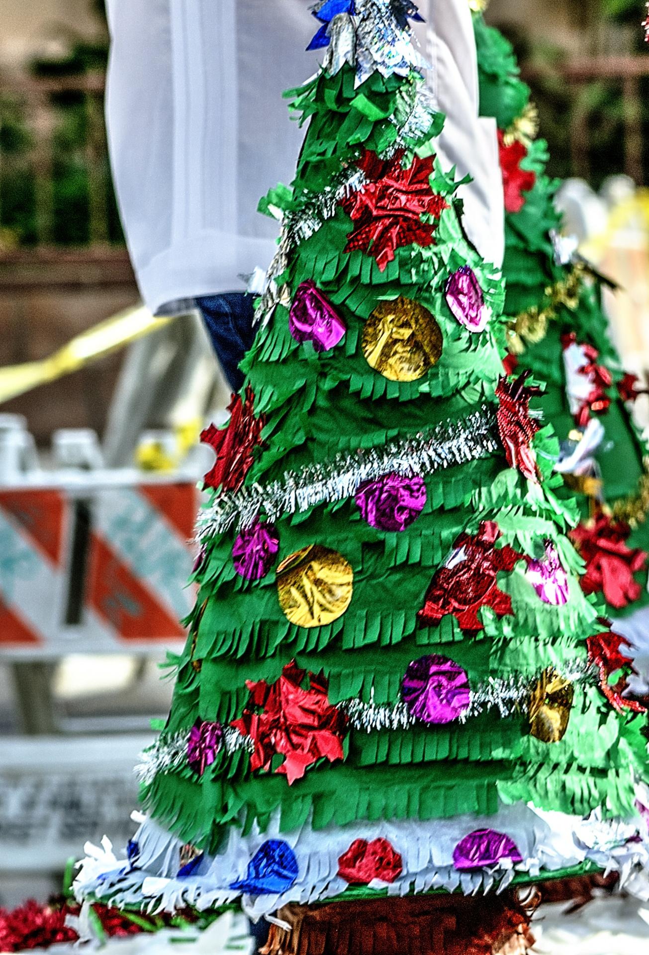 Christmas Pinata.Pinata Kalėdos Meksika Lotynų Vakarėlis Nemokamos