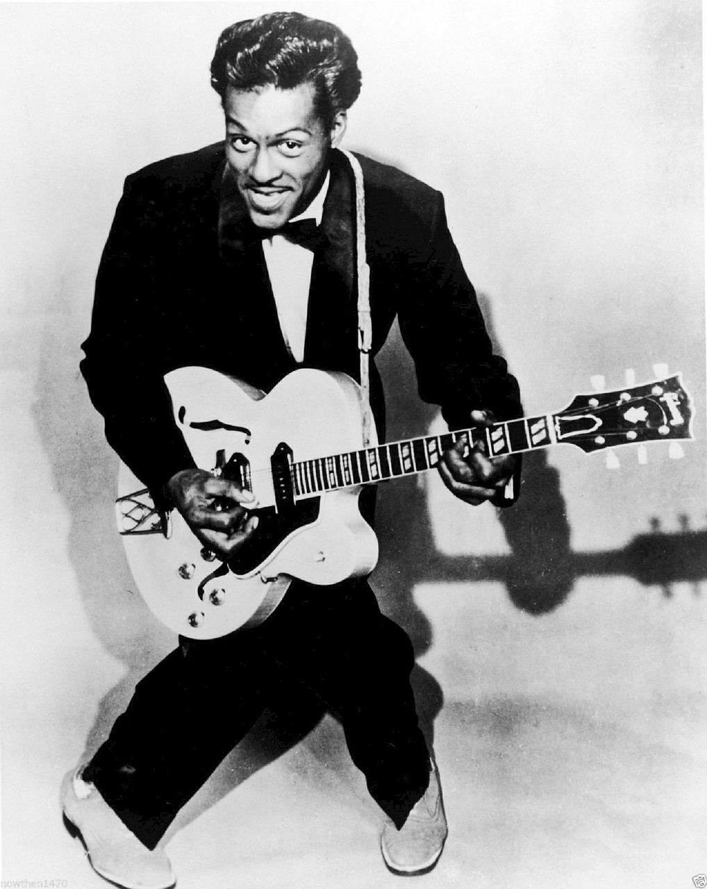 chuck berry rock and roll musician free photo