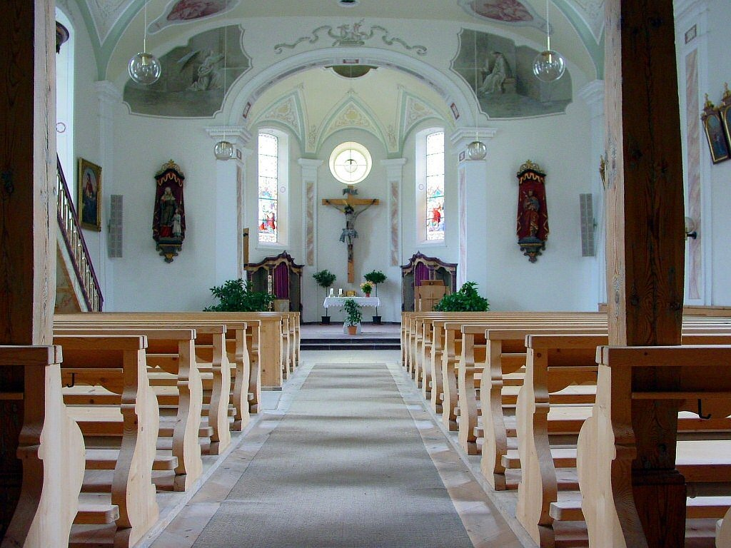 church nave jesus free photo