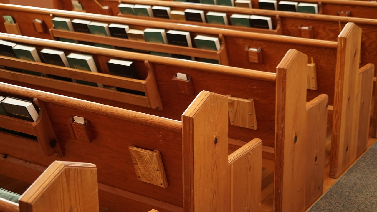 church,pews,religion,christian,christianity,worship,interior,empty,wood,church interior,free pictures, free photos, free images, royalty free, free illustrations