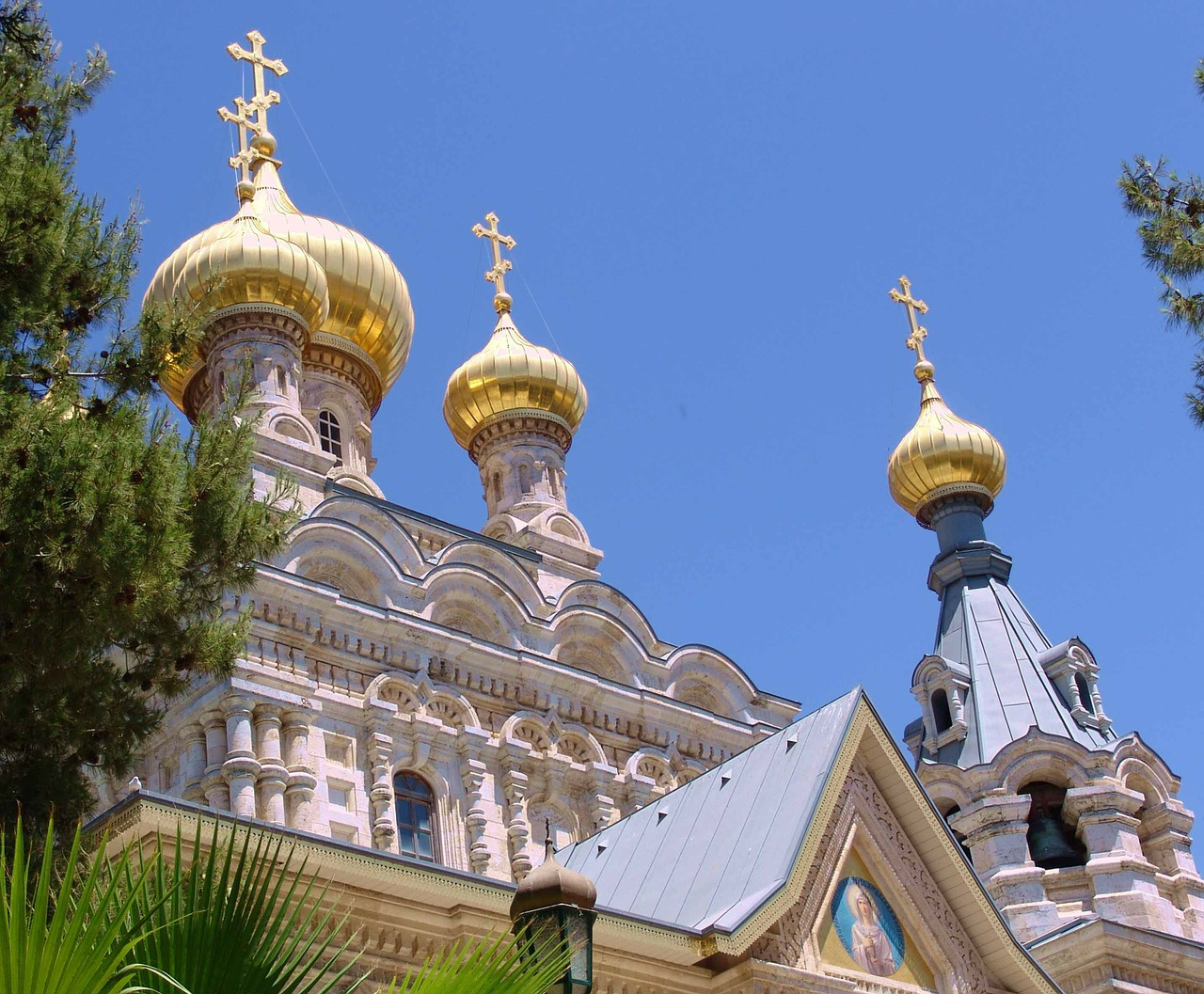 church russian orthodox architecture free photo