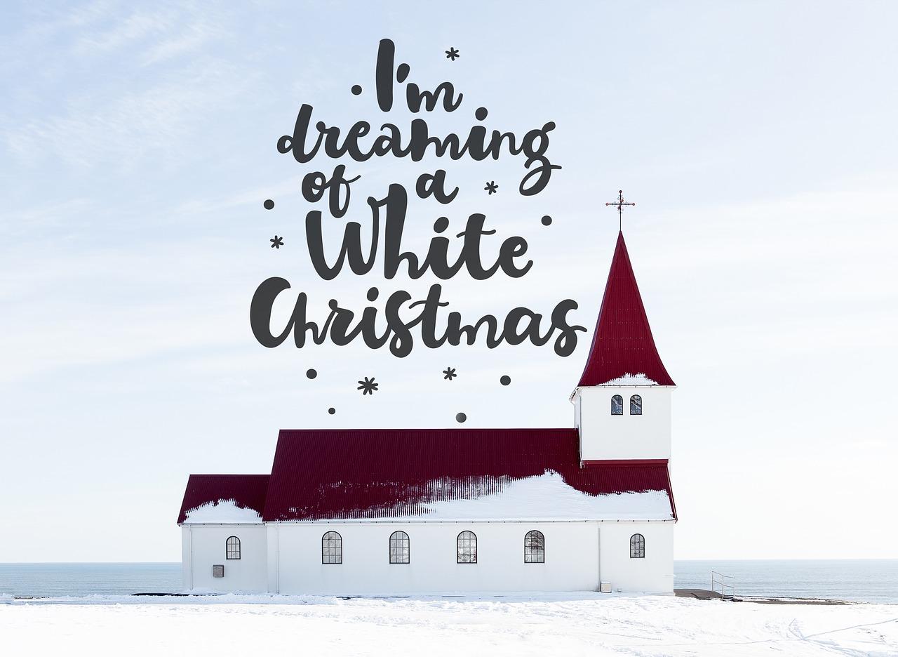 Church,christmas,xmas,white christmas,winter - free photo from ...