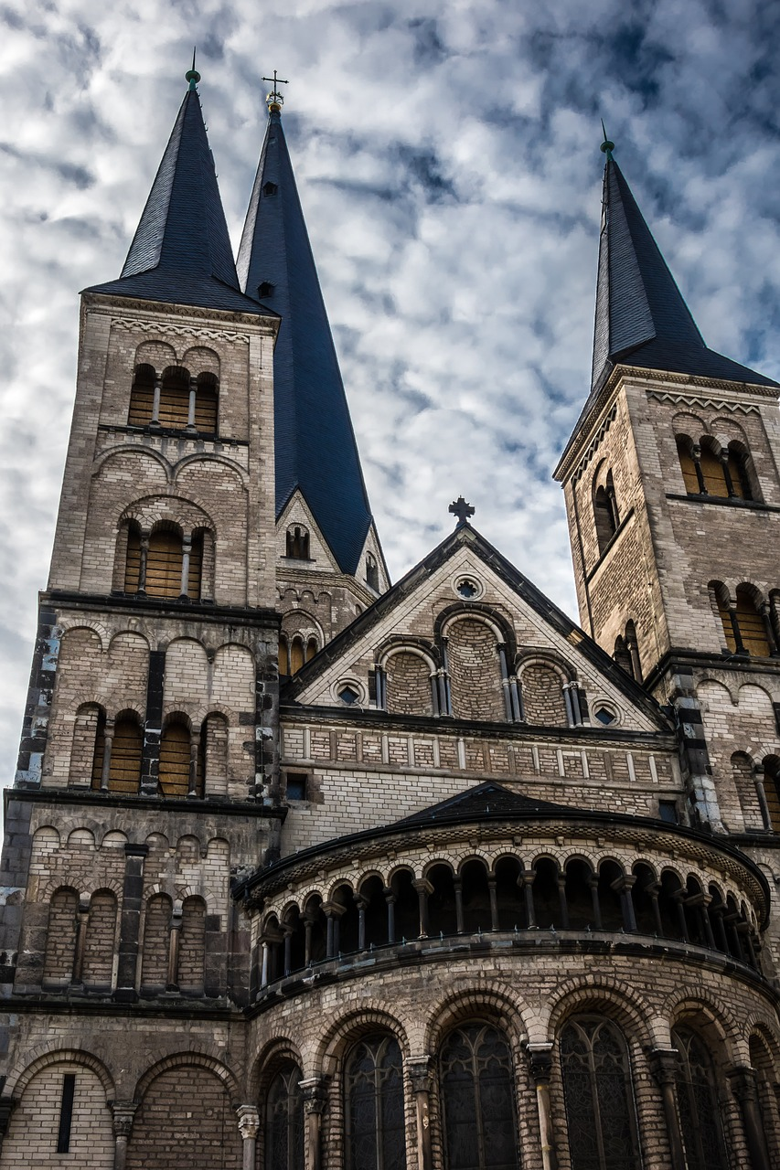 church  münster  christianity free photo
