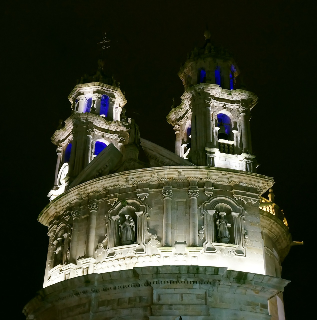 church spain pontevedra free photo